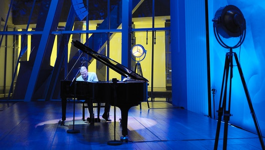 NEW VOD: Elliot Galvin and Craig Taborn, Live at the Fondation Louis Vuitton