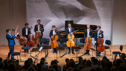The concert of laureates (6) – under the direction of Gautier Capuçon