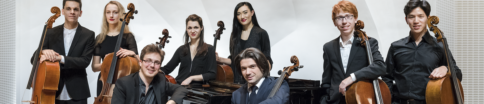 The concert of the laureates - La Classe d'Excellence de Violoncelle (5)