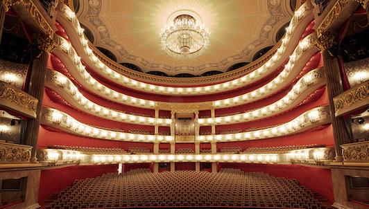 За кулисами Баварской государственной оперы