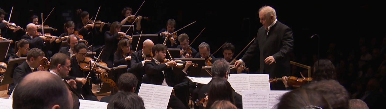 Daniel Barenboim conducts Bruckner's Symphony No. 3