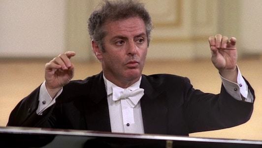 Daniel Barenboim plays and conducts Mozart's Piano Concerto No. 24
