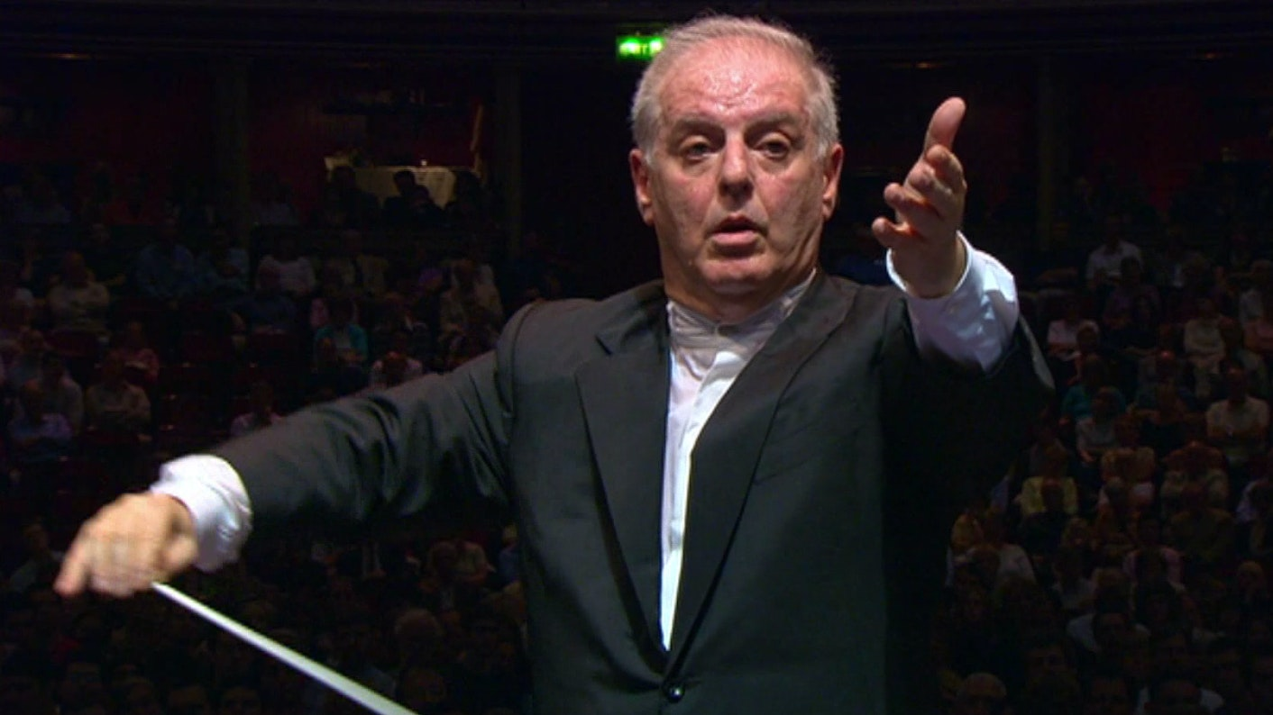 Crossing Borders: Daniel Barenboim on Music (III/III)