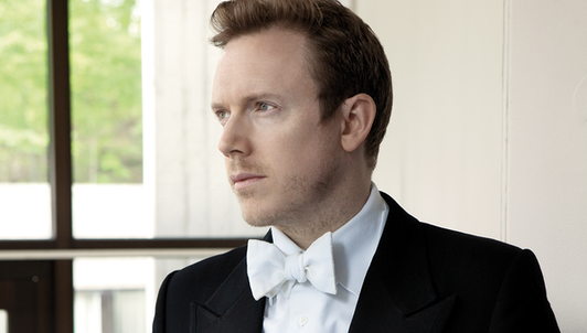 Daniel Harding conducts Bach's St John Passion