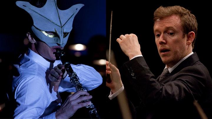 Daniel Harding conducts Hillborg and R. Strauss – With Martin Fröst