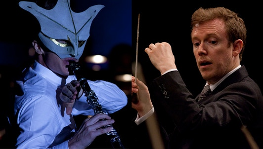 Daniel Harding conducts Hillborg and R. Strauss – With Martin Fröst
