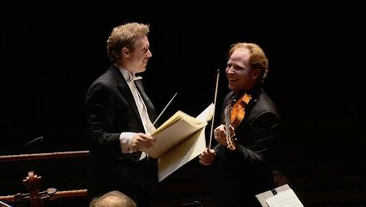 Daniel Hope interpreta a Mendelssohn-Bartholdy
