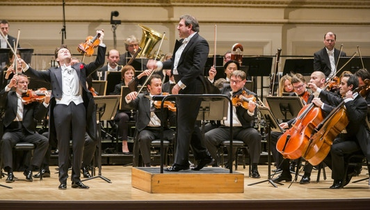 Daniele Gatti conducts Debussy, Shostakovich and Tchaikovsky — With Julian Rachlin and the Orchestre National de France