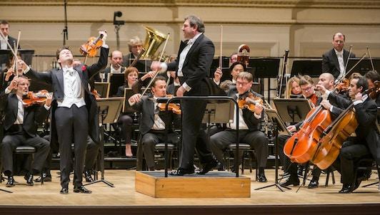 Daniele Gatti dirige Debussy, Chostakovitch et Tchaïkovski — Avec Julian Rachlin et l'Orchestre National de France