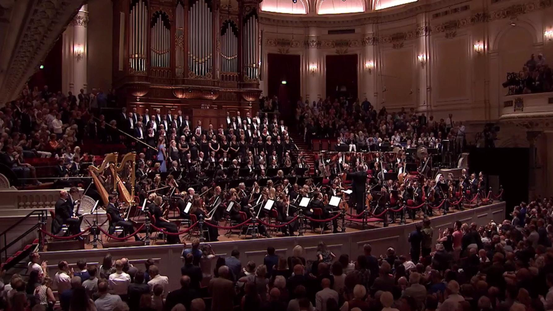 "Daniele Gatti conducts Mahler's Symphony No. 2, ""Resurrection"""