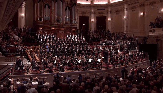 "Daniele Gatti conducts Mahler's Symphony No. 2, ""Resurrection"""