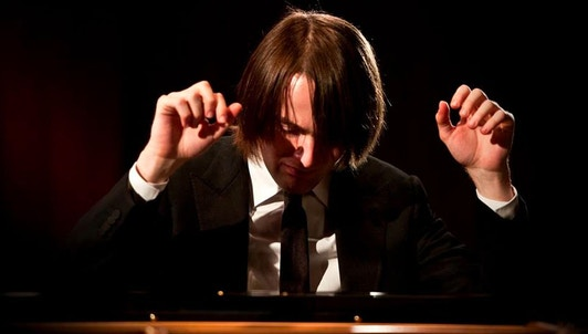 Daniil Trifonov on Camera (Unreleased)