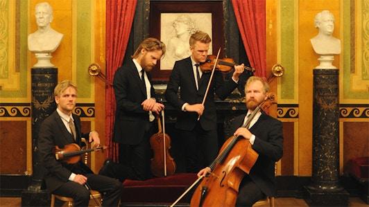 Danish String Quartet : Petite Musique de Nuit | Danish String Quartet (artiste)