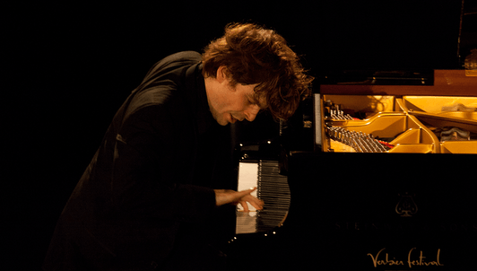 David Kadouch plays Liszt, Medtner, Taneyev, and Chopin