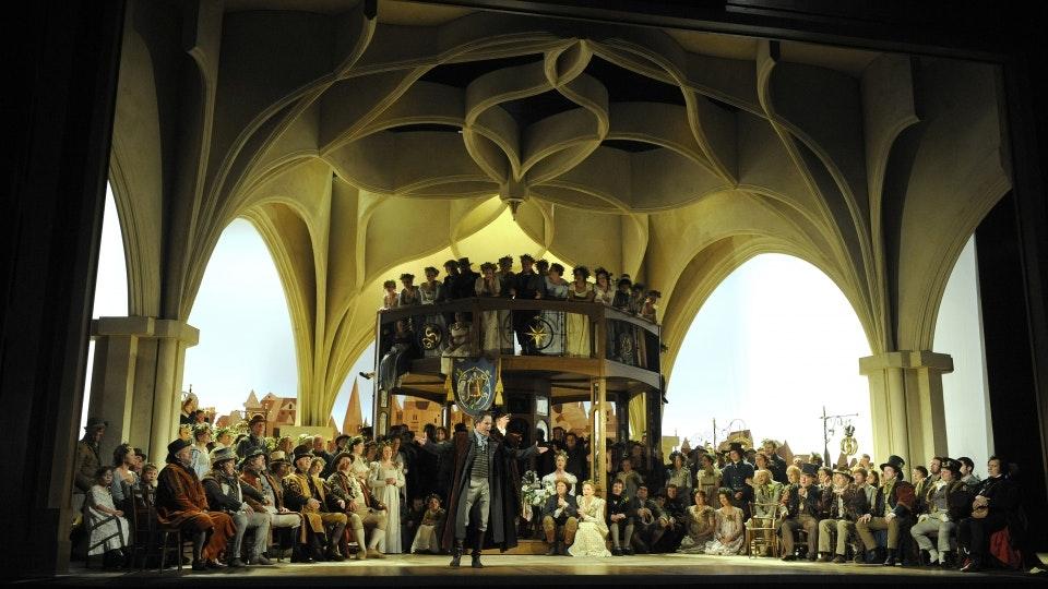 Die Meistersinger von Nürnberg by Wagner