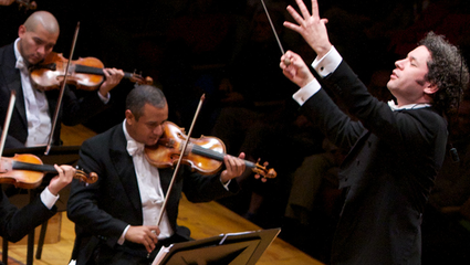 Gustavo Dudamel conducts Beethoven's Symphonies No. 5 and No. 6