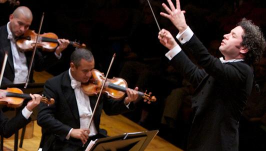Симфонии № 5 и № 6 Бетховена, дирижирует Густаво Дудамель