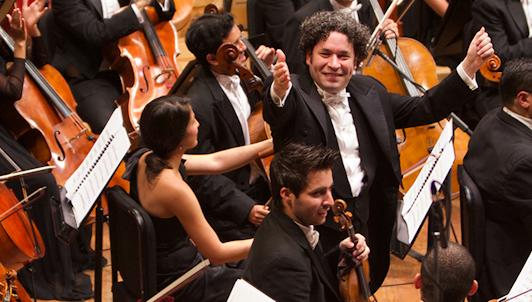 Gustavo Dudamel dirige la Sinfonía n.° 9 de Beethoven