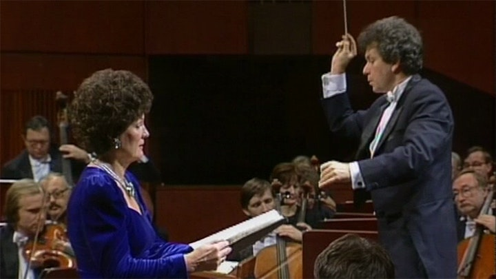 Jiří Bělohlávek conducts Dvořák's Biblical Songs – With Eva Randova