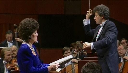 Jiří Bělohlávek dirige les Chants Bibliques de Dvořák – Avec Eva Randova