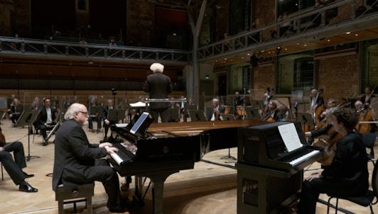 NUEVO: Sir Simon Rattle dirige Dvořák y Tippett — Con Peter Donohoe