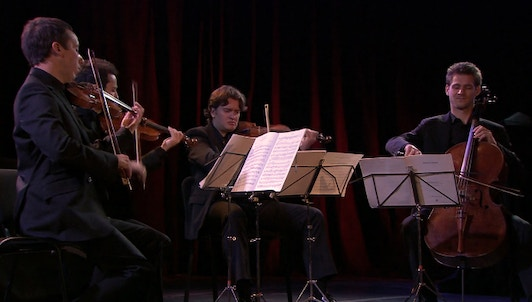 The Quatuor Ebene performs Borodin and Brahms