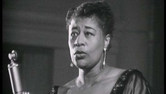Ella Fitzgerald Live at the Palais des Beaux-Arts in Brussels