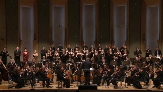 Emmanuel Krivine et La Chambre Philharmonique interprètent la Neuvième Symphonie de Beethoven