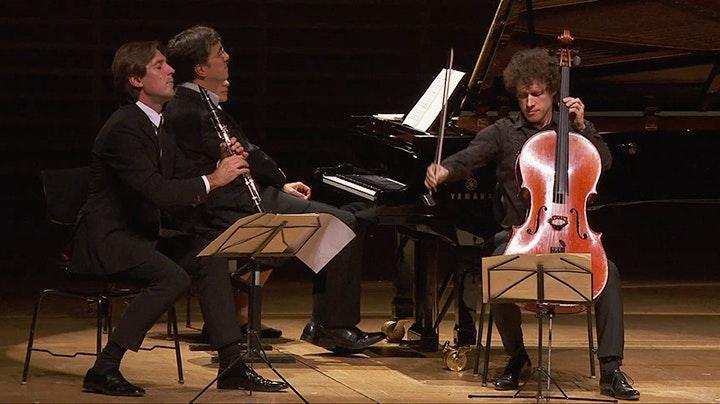 Eric Le Sage, Ébène Quartet, François Salque, Paul Meyer: French Chamber Music (I/II)