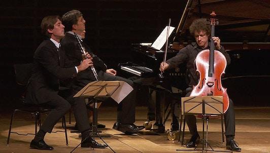 Eric Le Sage, Quatuor Ébène, François Salque, Paul Meyer : Musique de chambre française (I/II)