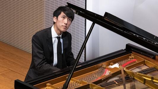 NOUVEAUTÉ : Eric Lu interprète Mozart, Brahms, Chopin et Schubert