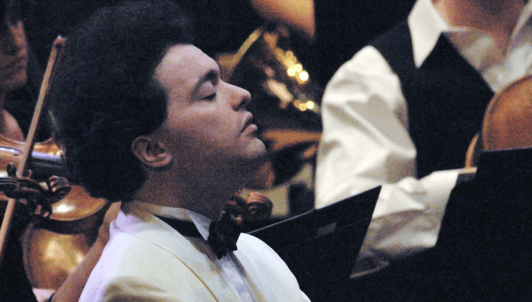 Esa-Pekka Salonen conducts Beethoven, Chopin, Mendelssohn, and Liszt – With Evgeny Kissin