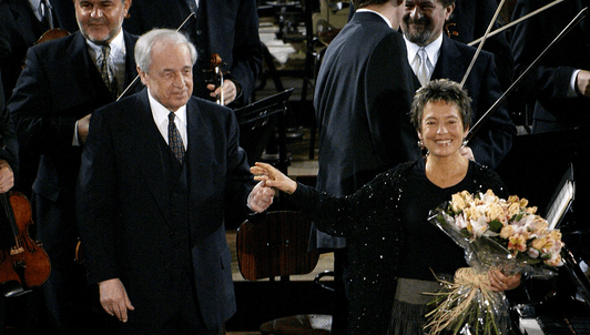 Pierre Boulez conducts Ravel, Mozart, Bartók, Debussy – With Maria João Pires