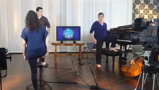 Master Class with Evangeline Benedetti (III/V)
