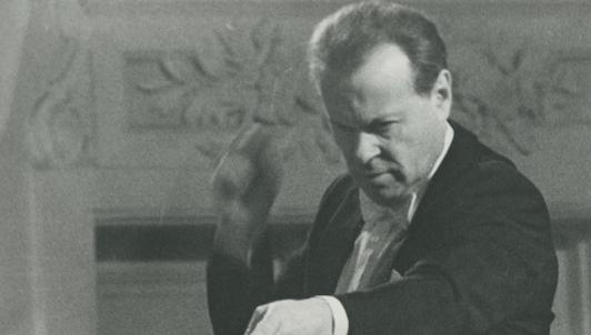 Evgeny Svetlanov dirige la Symphonie n°2 de Rachmaninov