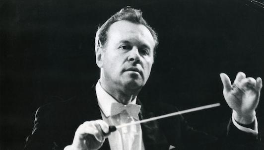 Evgeny Svetlanov dirige la Symphonie n°2 de Tchaïkovski