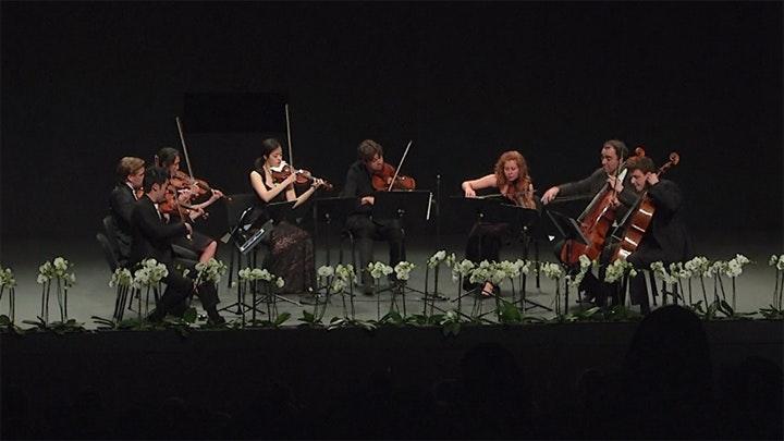 Ray Chen, Kirill Troussov, Lawrence Power, Adrian Brendel and friends perform Mahler and Mendelssohn