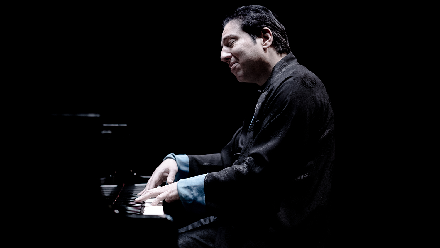 Fazil Say plays Mozart, Chopin, and Say