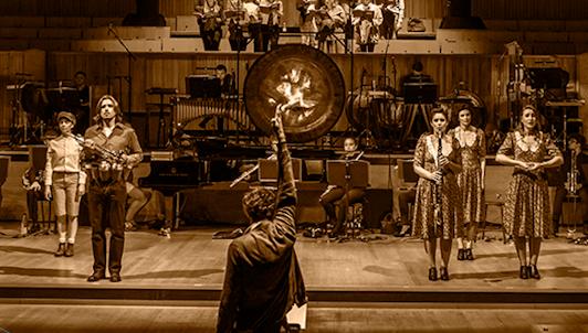 The Ensemble Le Balcon performs Grisey, Suárez-Cifuentes, and Feldman — With Joël Lasry, Joffrey Quartier, and Michiko Takahashi