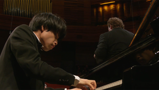 Final Round of the 2019 International Long-Thibaud-Crespin Competition: Concerto – (I/II)