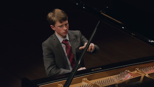 Final Round of the 2019 International Long-Thibaud-Crespin Competition: Recital – (I/II)