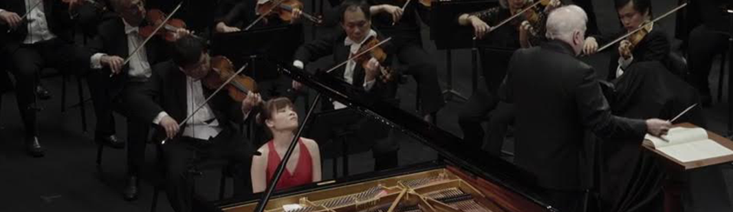 Final Round of the Van Cliburn International Piano Competition: Concerto (II/II)