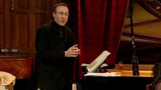 César Franck, L'Expression par l'harmonie | Jean-François Zygel (artiste)