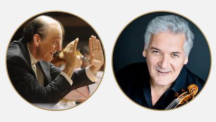 Gábor Takács-Nagy and Pinchas Zukerman conduct Tchaikovsky and Mozart – With Gautier Capuçon
