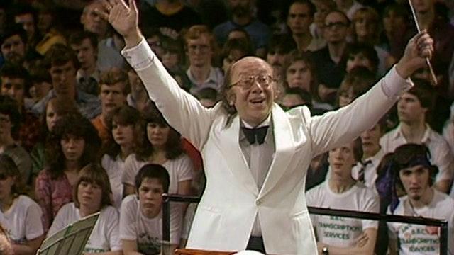 Gennadi Rozhdestvensky conducts The Nutcracker by Tchaikovsky
