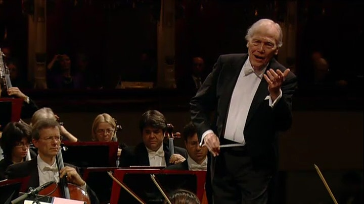 Georges Prêtre conducts Franck: Symphony in D