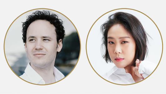 Gergely Madaras conducts New Year's Concert: Gershwin in Rhythm — With Yeol Eum Son