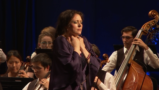 Cilea's Adriana Lecouvreur (opera in concert)