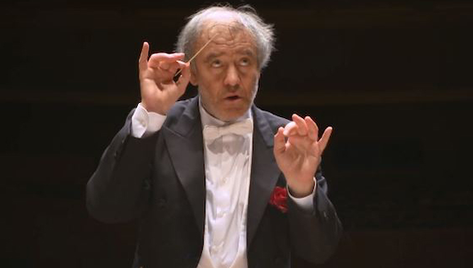 Valery Gergiev conducts Rossini and Shostakovich