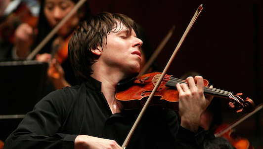 Gianandrea Noseda conducts Holst, Debussy, Sarasate, Giacchino, Dvořák, and Ponce – With Joshua Bell